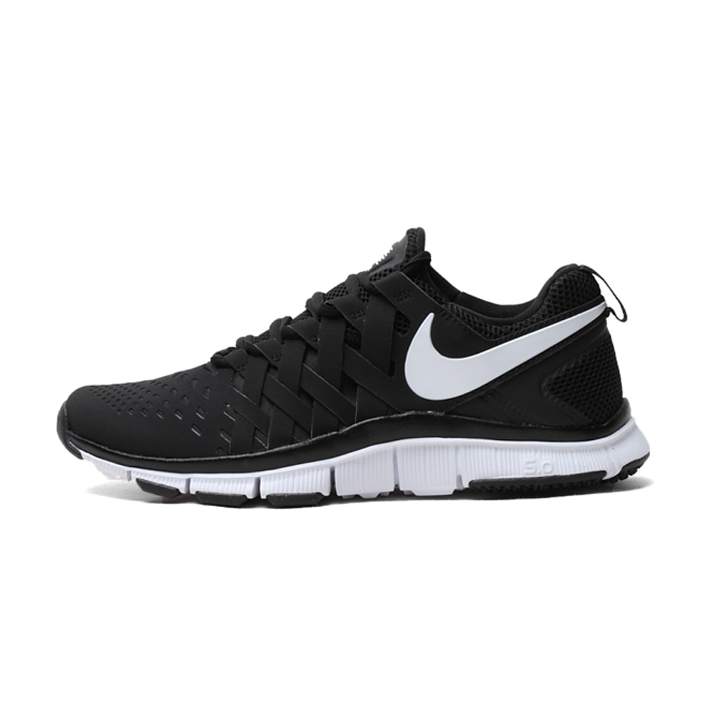 NIKE/2013 New Authentic Nike men running shoes barefoot 5 shoes sneaker 579809-010/BL