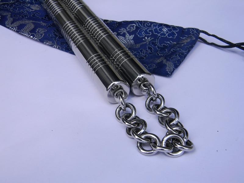 Нунчаки «Огонь спин дракон» мастерство nunchakus 600 g из нержавеющей стали держать руку вокруг толщиной цепи лучших мастерства