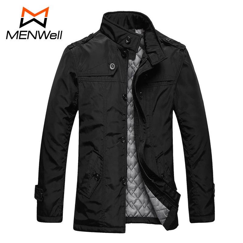 Mail clearance men's jacket coat winter male Korean men s cotton slim leisure suits men thick padded jacket