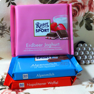 Movement  Ritter Sport 100g 15