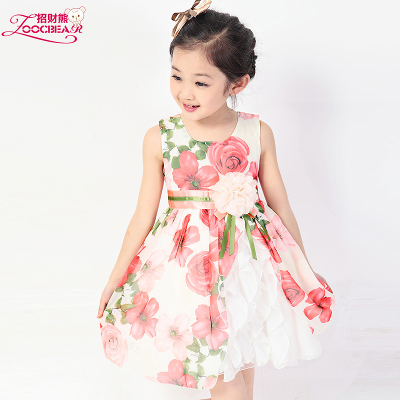 Платья для девочки из шифона
