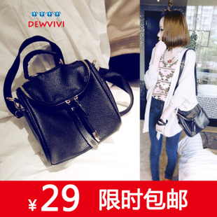 Fall/winter 2012 season trend of the new female bags Korean cute vintage fashion oblique oblique slung across one shoulder women bag