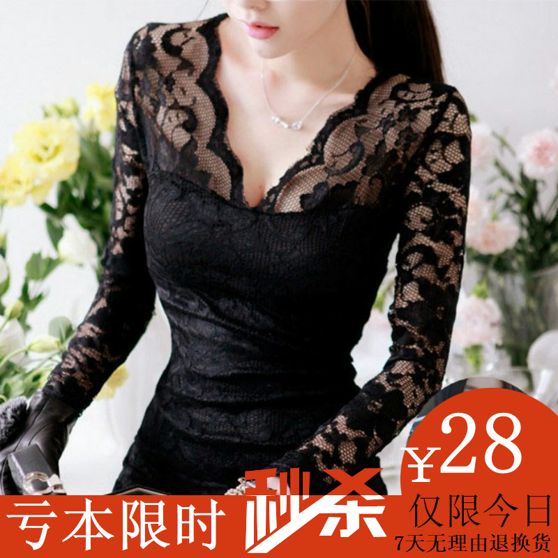 Женское платье Осень 2013 Кружево