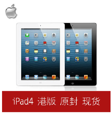 Планшет Apple  Ipad (16G)WIFI Ipad4