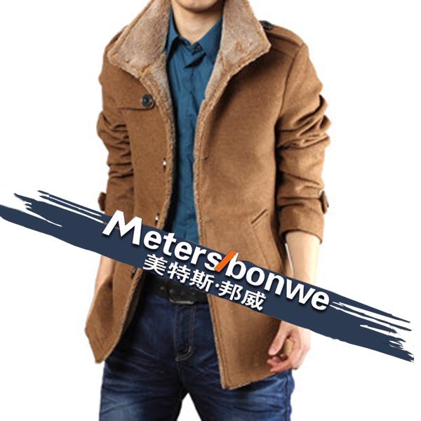 Пальто мужское The meters Bonwe
