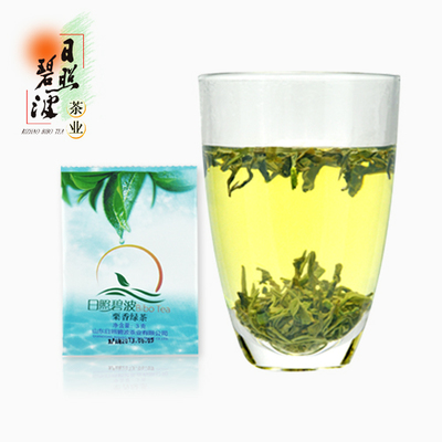 Rizhao bibo green tea _ sunlight tengder 3 g goodie sunshine 2015 fresh tea green tea fresh tea on sale