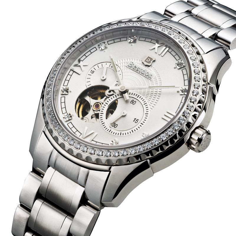 Часы Bestdon 18K Механические с автоподзаводом Мужские Швейцария 2013