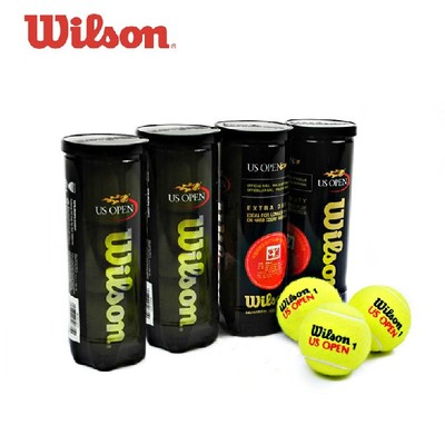 From 3 barrels shipping authentic special beginner Wilson Us Open Tennis US Open professional tennis training game