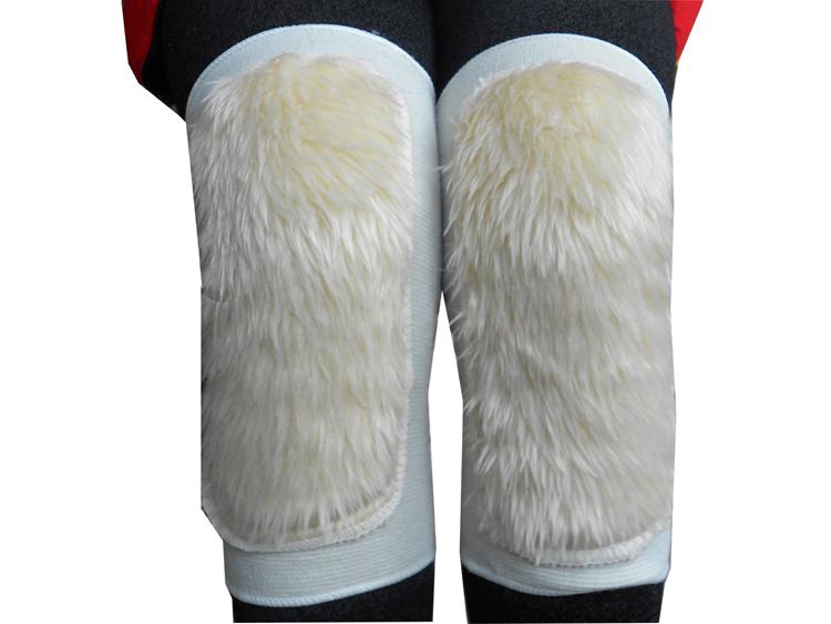Тканевая грелка для суставов «Фирменные» arthritis-качество шерсти теплой осенью и зимой холодной колена унисекс