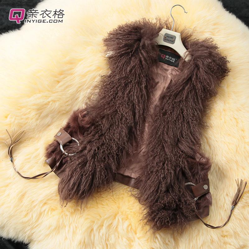 Qin Yige Зима 2013 Овчина