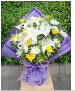 Ритуальный венок Гробница Подметальные день хризантема серьезную Мемориал цветок венок цветы магазин цветов в Нинбо скорбь, траур корзины цветов