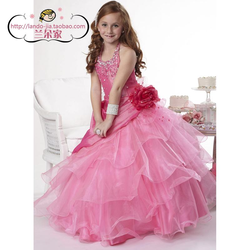 Детская одежда для танцев Turandot home lf060 Девушки Разное Вечерние наряды