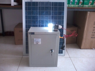 Солнечный модуль Xiong/Hui solar power system box  50W