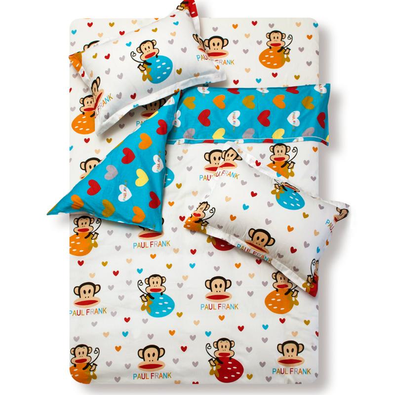 床上用品四件套纯棉 全棉床单双人被套婚庆床品 家纺特价包邮