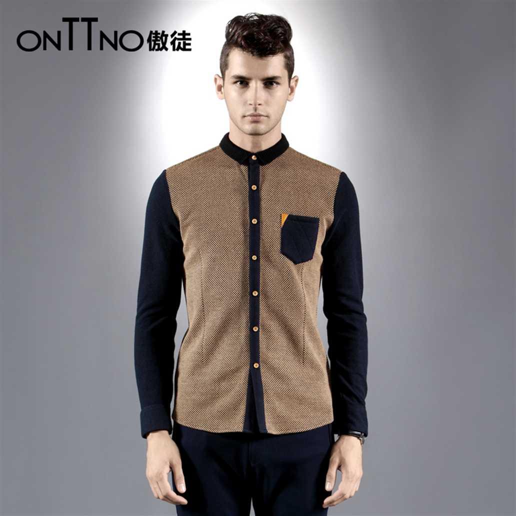 Рубашка мужская Onttno s81322