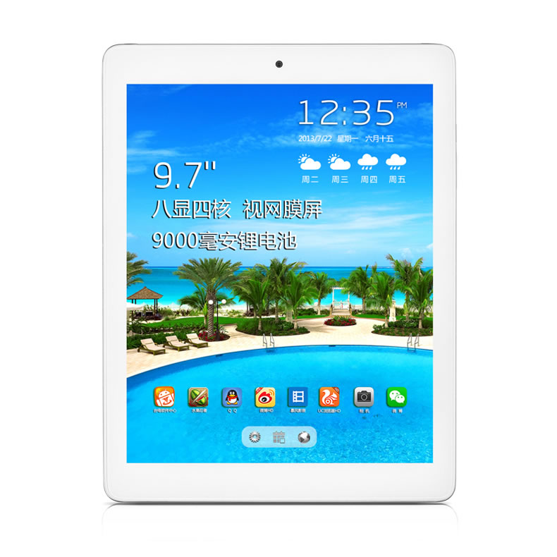 Планшет Teclast  A10h 16GB WIFI 9.7