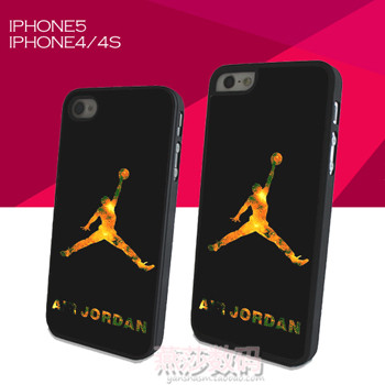 Apple чехол Apple NBA Iphone4s JORDAN 4s Apple Из пластика