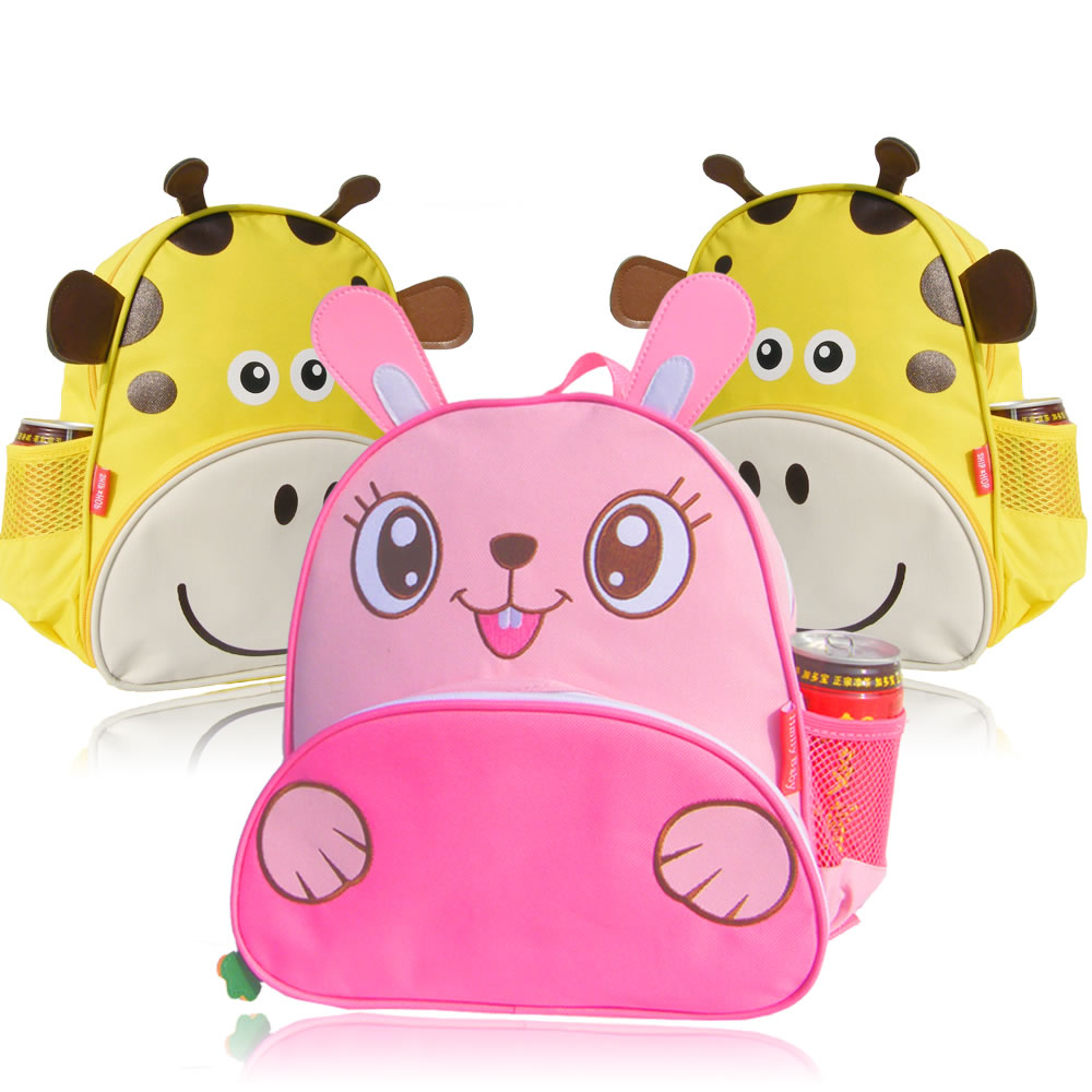 Continental-style children's schoolbags children backpack schoolbag boys cartoon bags