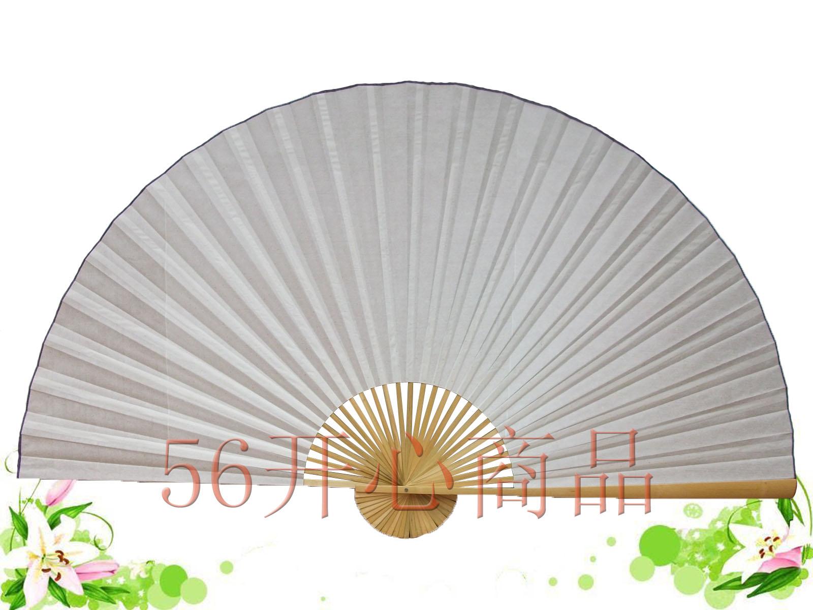 Декоративный веер 2.12 * 1.2 m супер вентилятор декоративных Вентилятор супер большой корабль Вентилятор Вентилятор Белый с вентилятором пустой бумаги разбросаны золотые подарки
