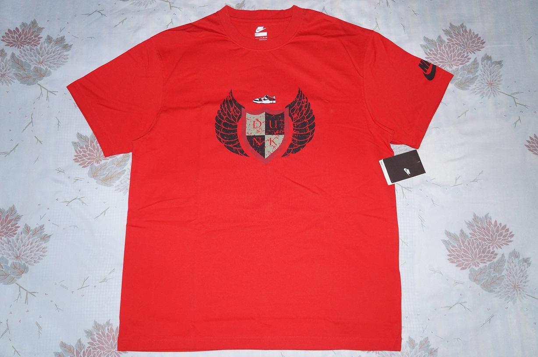 Спортивная футболка Nike 275156/611 100 Воротник-стойка Короткие рукава ( ≧35cm ) CVC Влагопоглощающие, Быстросохнущие Логотип бренда, Рисунок
