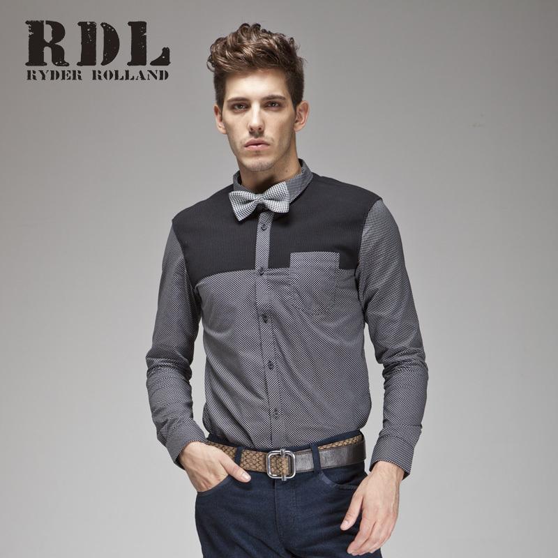Рубашка мужская RDL r03scs007