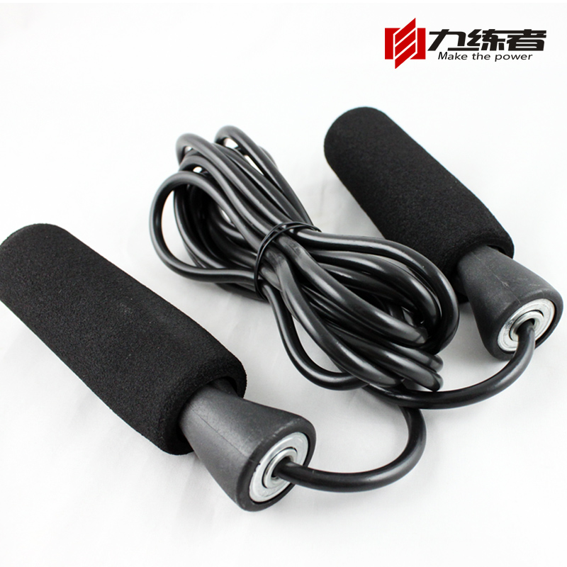 Speed skipping rope professional to lose weight jumping rope a genuine high-speed bearing jump rope jump rope cardio skipping examination for email