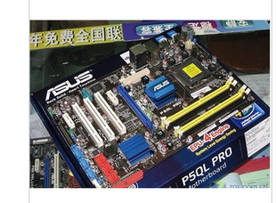 ASUS P5QL PRO P43 motherboard support for quad-core Super P5Q SE P45