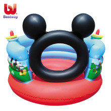 Bestway Disney Mickey Children's Inflatable Trampoline Family Nursery Play Equipment 91012