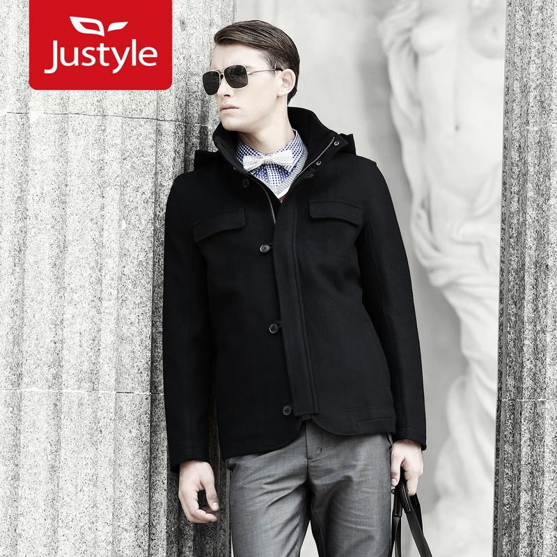 Пальто мужское JUSTYLE 1095162