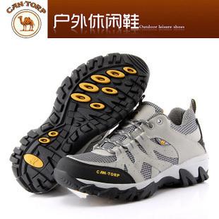 Демисезонные ботинки Camel 12602 Обувь на тонкой подошве ( для скейтборда ) Для отдыха Верхний слой из натуральной кожи Круглый носок Шнурок Лето