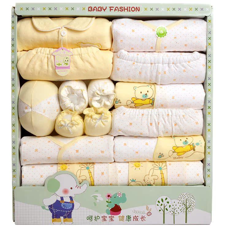 подарочный набор для новорожденных 18