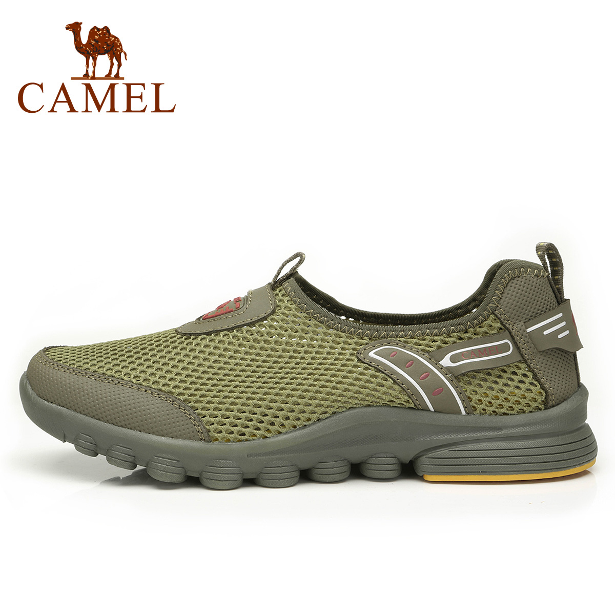 2013 camel outdoor hiking outdoor shoes men's casual shoe ultra light breathable mesh shoes, mountaineering and trekking shoes men