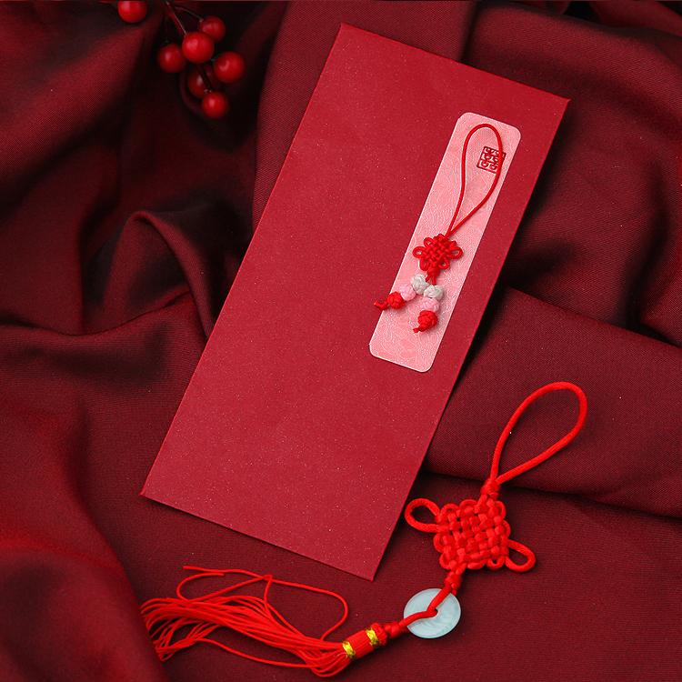 landen新款百元红包/百元结婚红包/百元创意红包/中国结红包 h51