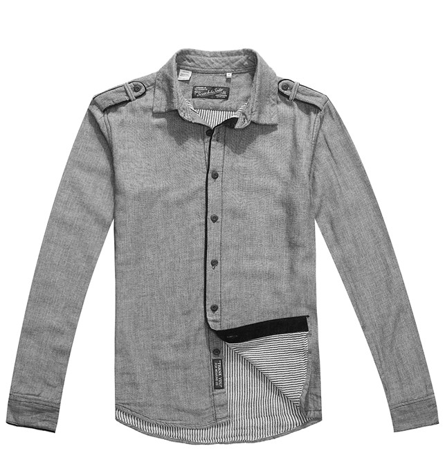 Рубашка мужская SCOTCH SODA