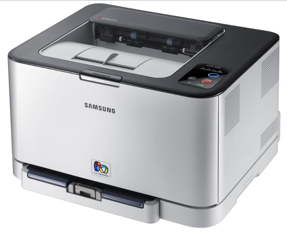 Принтер Samsung CLP Samsung