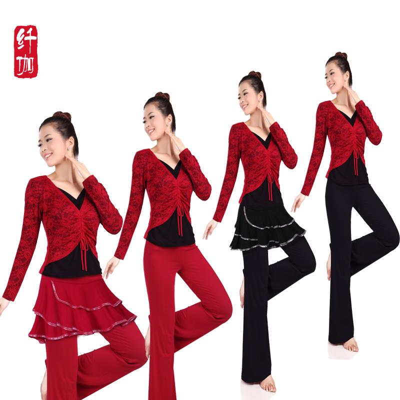 Одежда для тренировок латинскими танцами Fiber gamma qj9198 2013 9198