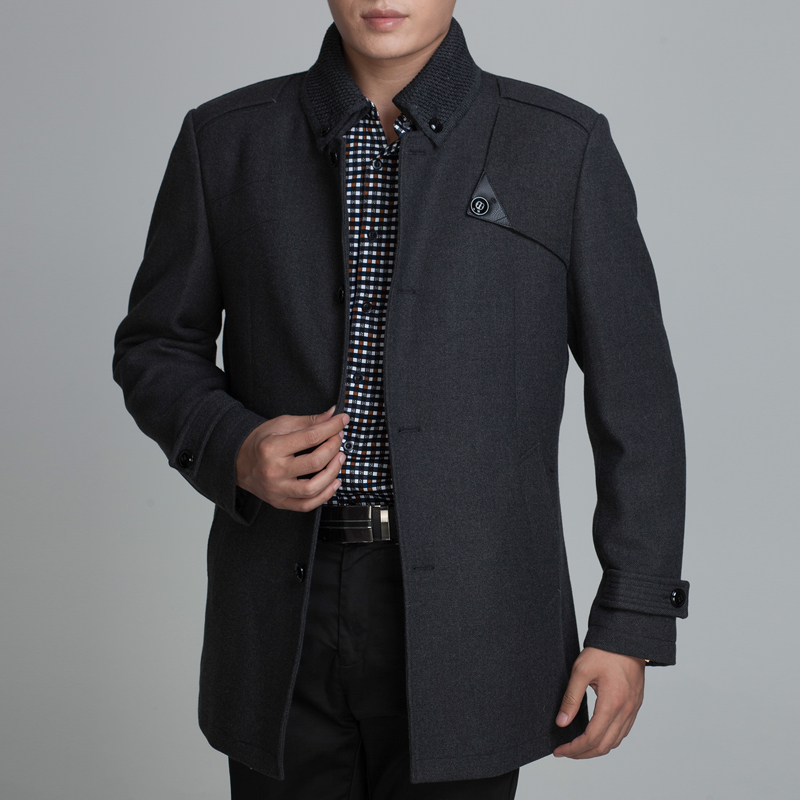 Пальто мужское Yu lung jccb1268