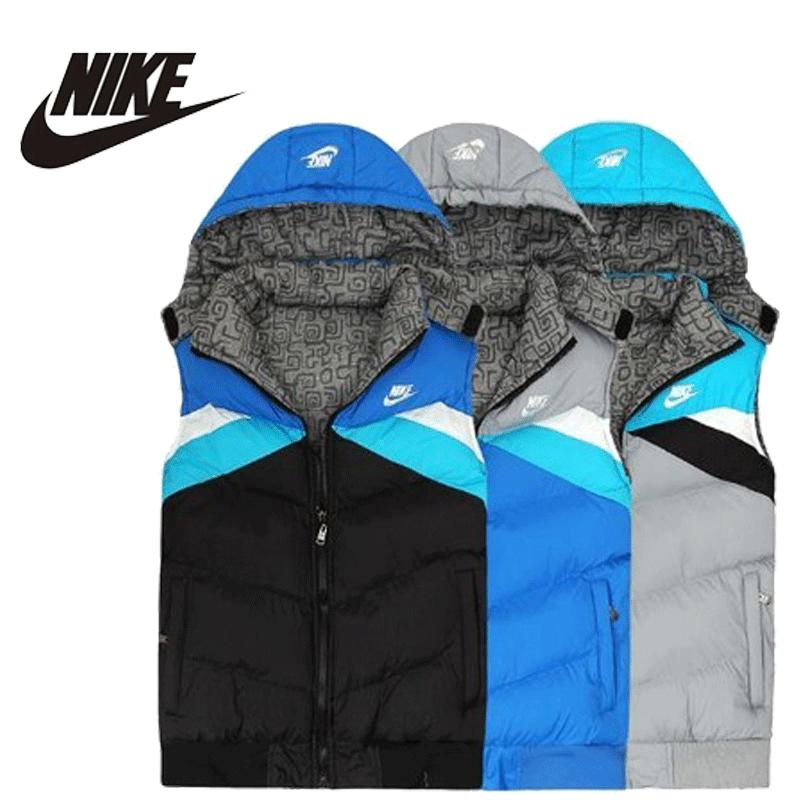 Хлопковый жилет Nike 13
