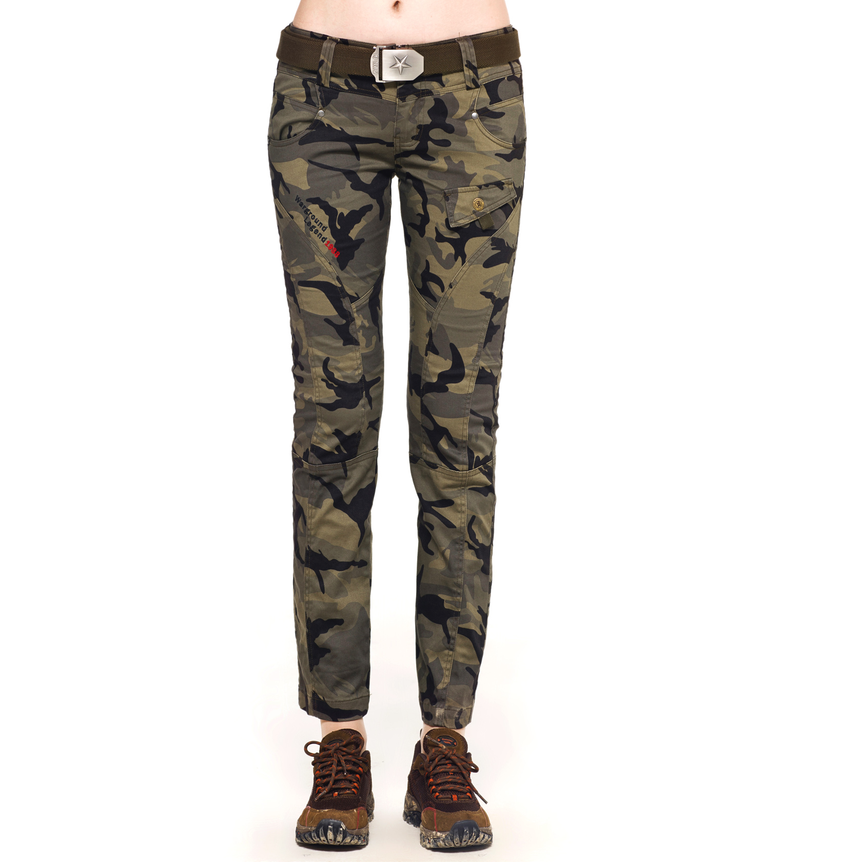 Купить Брюки Женские Военные