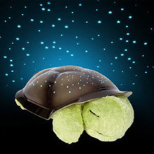 Nightlight turtle toy