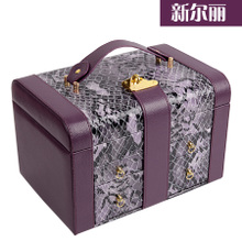 New the Erli jewelry box princess European butterfly jewelry storage Box Cosmetic special wedding birthday ceremony