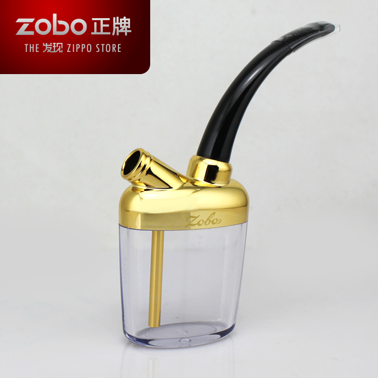 Zobo real cigarette holder water pipe Bong multi-level filtration Filter cigarette holder mini filter
