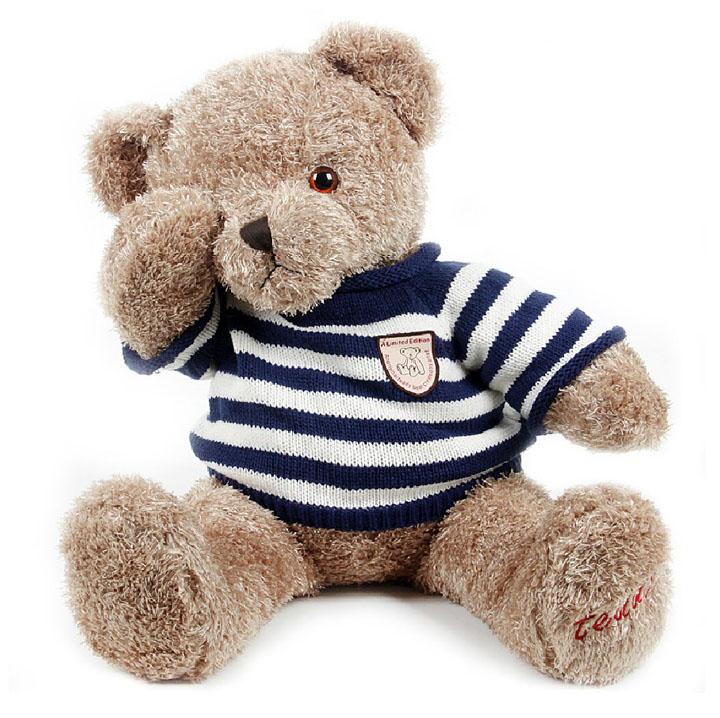 包邮 泰迪熊 公仔 复古毛绒玩具熊 布娃娃 大号抱抱熊 生日礼物