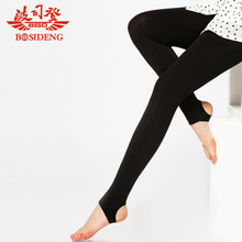 Genuine Bosideng Leggings Lady Summer thin section thin wild Stirrup pants pantyhose with large yards
