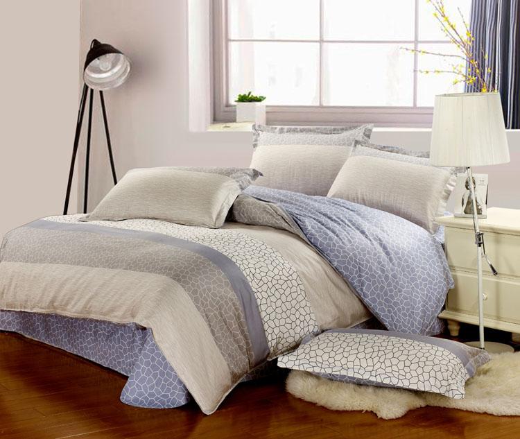 专柜正品家纺批发被套床单式床上用品100%纯棉婚庆四件套水立方精品婚庆家纺