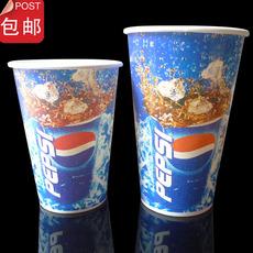 Бумажный стакан 500ml PE 16