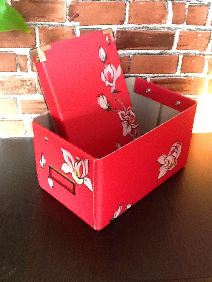 Подарочная коробка Поле {Су-Кам} с ручная роспись подноса