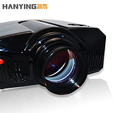 Han highlight film 100WLED HD 1080P projector home projector projector TV home with