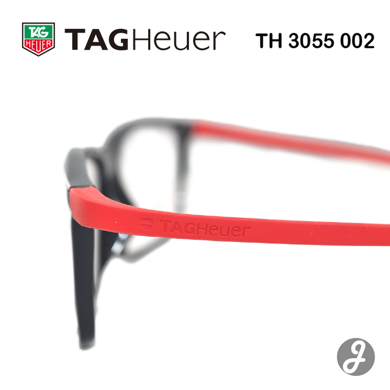 Genuine licensed TAG HEUER TAG HEUER TH 3055 full- frame optical ...