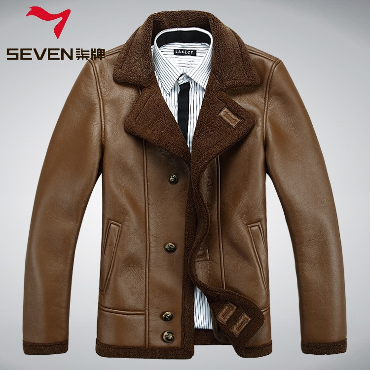 Одежда из кожи Seven7
